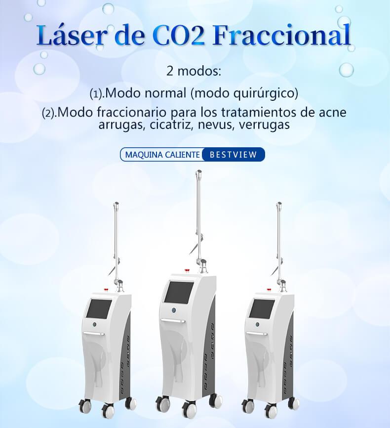 CO2 Fraccionado Laser