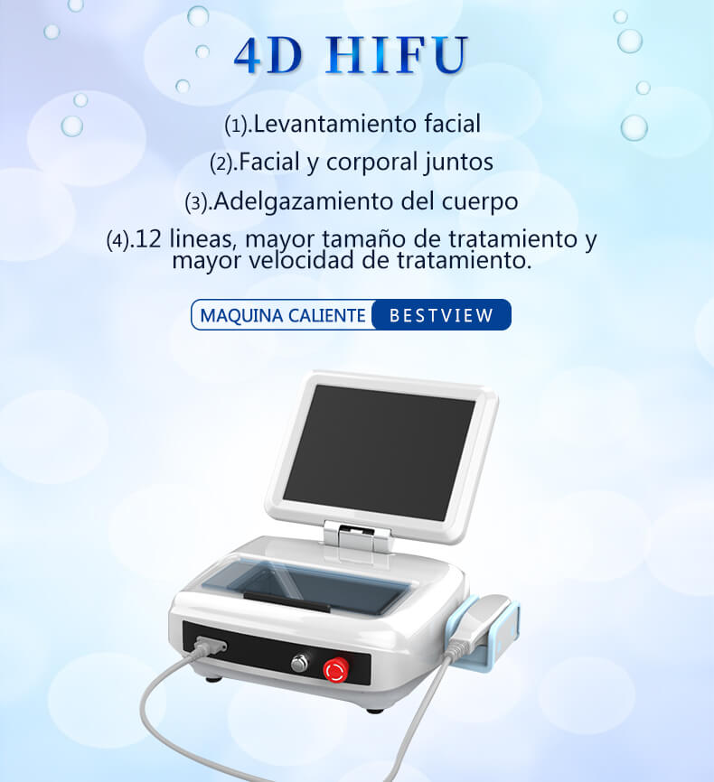 4D HIFU ultrasonido