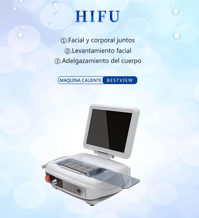 maquina hifu