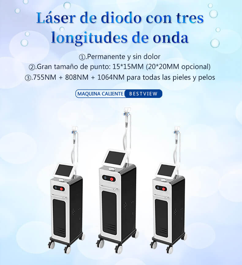 Máquina Láser de Diodo Profesional